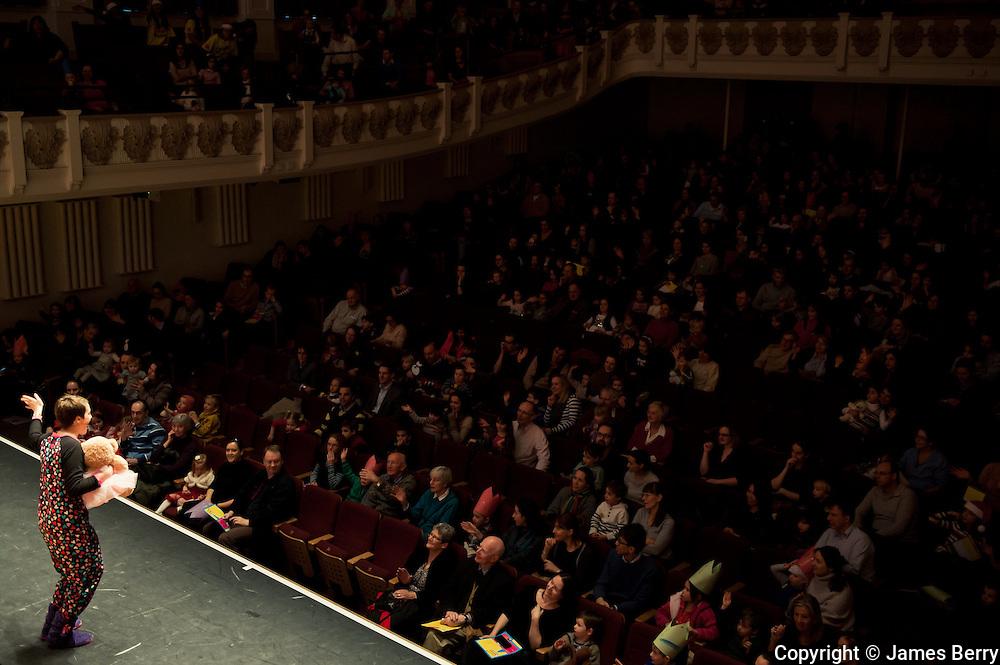 City of London Sinfonia | Cardogan Hall, London | 8 December 2012
