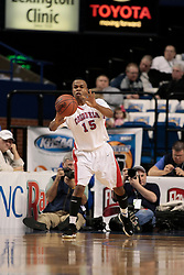 Christian County hosted Shelby Valley in the 2011 PNC/ KHSAA Boys Sweet 16, Wednesday, March 16, 2011.