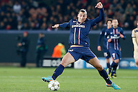 FOOTBALL - CHAMPIONS LEAGUE 2012/2013 PSG VS ZAGREB - 06/11/2012 - ZLATAN IBRAHIMOVIC (PARIS SAINT-GERMAIN)