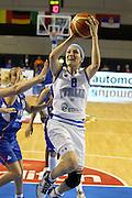 Taranto 04-06-2011<br /> Qualifying Tournament Eurobasket Women 2011<br /> Italia-Serbia<br /> Nella foto Simona Ballardini<br /> Foto di Ciamillo-Castoria