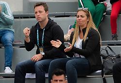 May 21, 2019 - Paris, FRANCE - Marijn Bal at the 2019 Roland Garros Grand Slam tennis tournament (Credit Image: © AFP7 via ZUMA Wire)