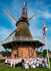 04-06-2019 NED: Nationale Diabetes Challenge, Nijeveen<br /> Diverse gezondheidscentra, huisartsenpraktijken en fysiotherapie praktijken zijn met ondersteuning van de BvdGF gestart met een lokale wandel challenge. De grote finale vindt plaats op 29 september in het Zuiderpark Den Haag