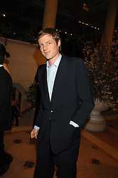 ZAC GOLDSMITH at the Feast of Albion a sumptious locally-sourced banquet in aid of The Soil Association held at The Guildhall, City of London on 12th March 2008.<br />