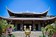 Trung Son pagoda, Khanh Hoa Province, Vietnam, Southeast Asia