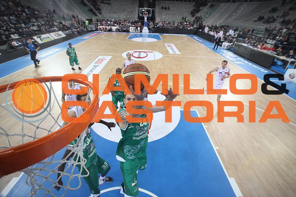 DESCRIZIONE : Torino Coppa Italia Final Eight 2011 Quarti di Finale Armani Jeans Milano Air Avellino<br /> GIOCATORE : Szymon Szewczyk<br /> SQUADRA : Air Avellino <br /> EVENTO : Agos Ducato Basket Coppa Italia Final Eight 2011<br /> GARA : Armani Jeans Milano Air Avellino <br /> DATA : 11/02/2011<br /> CATEGORIA : tiro special<br /> SPORT : Pallacanestro<br /> AUTORE : Agenzia Ciamillo-Castoria/C.De Massis<br /> Galleria : Final Eight Coppa Italia 2011<br /> Fotonotizia : Torino Coppa Italia Final Eight 2011 Quarti di Finale Armani Jeans Milano Air Avellino<br /> Predefinita :