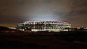 The Johannesburg Soccer Stadium, The Soccer City in South Africa for the 2010 FIFA World Cup.<br /> Photographer : Anton de Villiers / SASPA