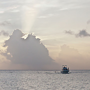 Half Moon Bay, Roatan, Honduras.  June 2009.  (Photo/William Byrne Drumm)