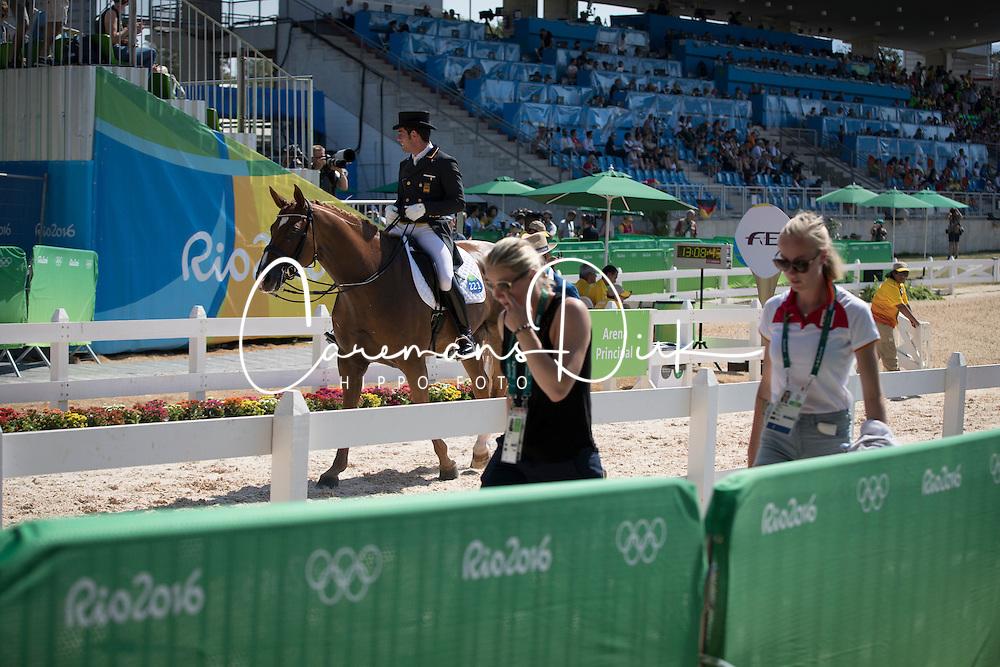Jurado Lopez Severo Jesus, ESP, Lorenzo<br /> Olympic Games Rio 2016<br /> &copy; Hippo Foto - Dirk Caremans<br /> 15/08/16