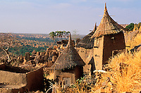 Mali, Pays Dogon, Region de Sangha, Village de Banani // Mali, Dogon Country, Sangha area, Banani village