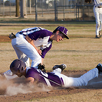 03-13-14 Berryville Baseball vs. Elkins