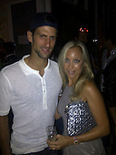 Djokovic Celebrate US Open 9/12/2011