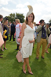 NATALIE PINKHAM at the 2014 Glorious Goodwood Racing Festival at Goodwood racecourse, West Sussex on 31st July 2014.
