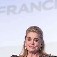 Deneuve in the ring of fire