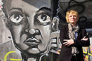 Vienna, Austria. Yvonne Hofstetter, Mathematician, TERAMARK Technologies.