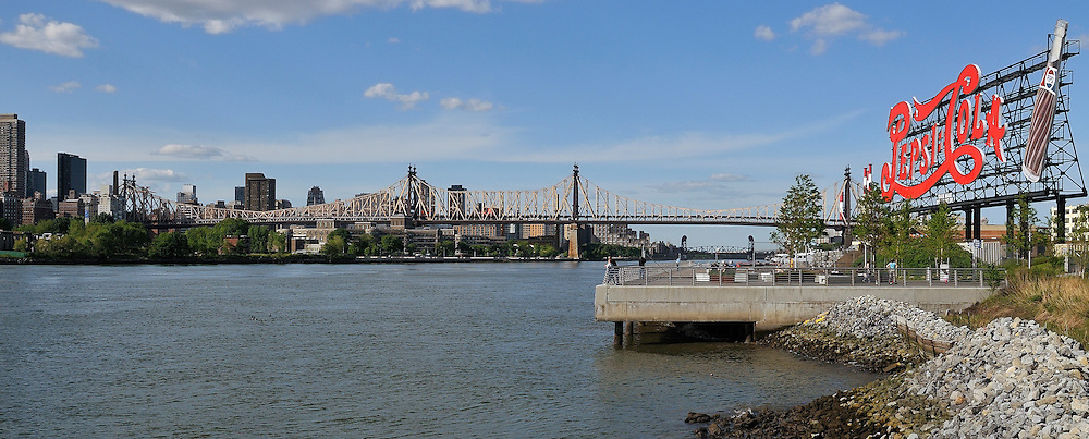 59th Street Bridge on East River