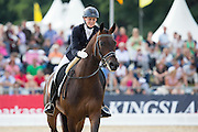 Senta Kirchhoff - Floresco Sil<br /> FEI World Breeding Dressage Championships for Young Horses 2012<br /> © DigiShots