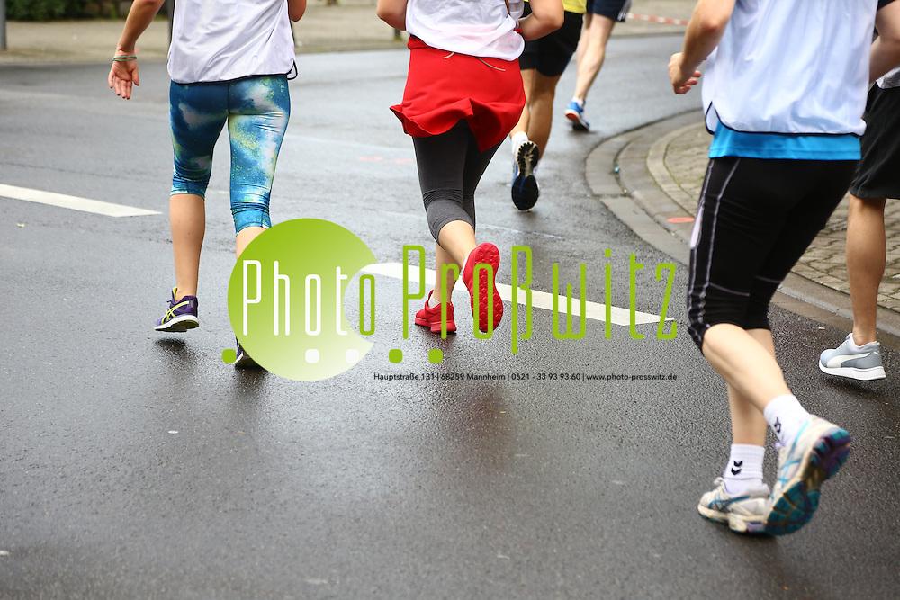 Mannheim. 05.06.16 Jungbusch. Laufen f&uuml;r den Jungbusch. Sponsorenlauf Runtegrate<br /> <br /> Bild: Markus Prosswitz 05JUN16 / masterpress (Bild ist honorarpflichtig - No Model Release!)