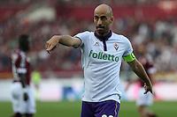 02.10.2016 - Torino - Serie A 2016/17 - 7a giornata  -  Torino-Fiorentina  nella  foto: Borja Valero - Fiorentina - Calcio Serie A