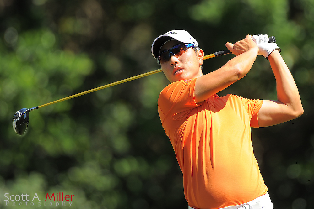 Sang-Moon Bae during the third round of the Transitions Chapionship on the Cooperhead Course at Innisbrook Resort and Golf Club on March 17, 2012 in Palm Harbor, Fla. ..©2012 Scott A. Miller.