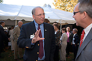 18414Academic & Research Center Groundbreaking September 29, 2007...Gary Neiman and Gregory J Shepherd