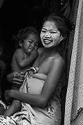 EXCLUSIVE FEATURE:<br /> <br /> Excl:  A Journey in Borneo with Sea Gypsies<br /> <br /> French photographer, RÈhahn, is widely traveled and has taken many amazing photos along the way. In his latest series, A Journey in Borneo with Sea Gypsiesí, he captures the Malaysian Bajau; Sea Gypsies.<br />  <br /> It was extremely difficult for the French photographer to actually make the trip to the islands off Borneo, as he could not find anyone who would take him over. The specialized agencies in the area refused to sail elsewhere but to the resorts. RÈhahn was forced to walk along the waterfront for hours, asking fishermen for a way over, but no one spoke English. However, his patience paid off when he met a kind Bajau man who agreed to take him to the islands. The man was touched by RÈhahnís interest in meeting the local people, instead of going straight to the lagoonís coral reefs, which most tourists opted for.<br />  <br /> When the French photographer and his Bajau companion pulled up to Tabbalanos island, RÈhahn counted 11 bungalows on the island. Most Bajau are born, live and die on their land.<br />  <br /> The Bajau got their name ënomads of the seasí by traditionally living in small boats, counting on only their fishing gear to make a living. Today, many of the Bajau people live in floating villages built on the coral reefs, or live on small islands, but they still continue to gain more knowledge of the oceans.<br />  <br /> Time does not matter to the Bajau people, only the present counts. They do not keep records of when they were born so they do not know how old they are. The Sea Gypsiesí are not recognized or accepted by the neighboring countries, but are there by choice.<br />  <br /> RÈhahn has captured the beauty perfectly of these intriguing people.<br /> ©Exclusivepix Media