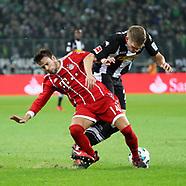 Borussia Monchengladbach v Bayern Munich - 25 November 2017