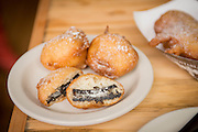The fried Oreos at Fire on the Mountain in Portland, Oregon.