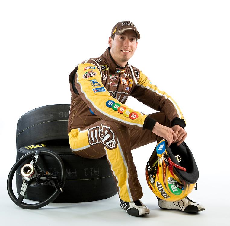 Executive portrait, Kyle Busch, NASCAR