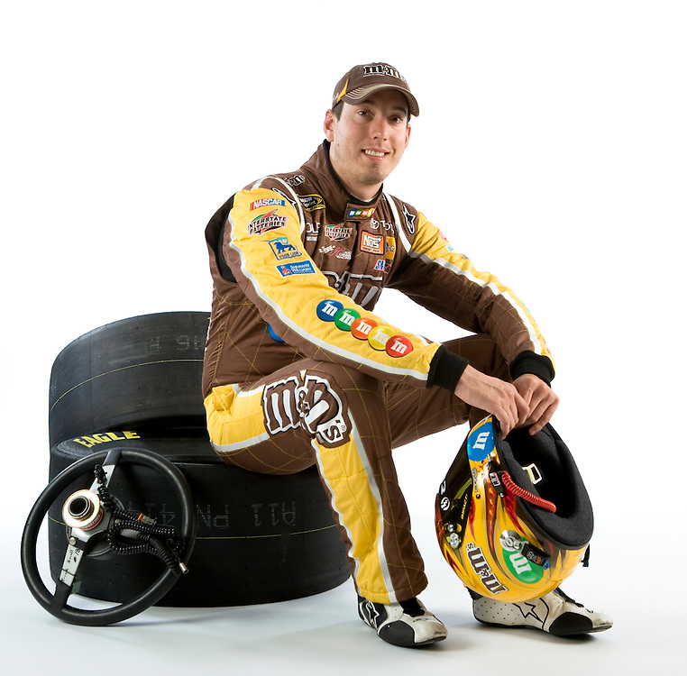 Executive portrait, Kyle Busch, NASCAR