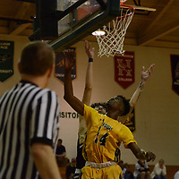 Men's Basketball: Methodist University Monarchs vs. North Carolina Wesleyan College Bishops