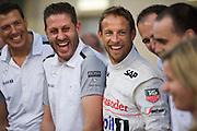 November 21-23, 2014 : Abu Dhabi Grand Prix, Jenson Button (GBR), McLaren-Mercedes