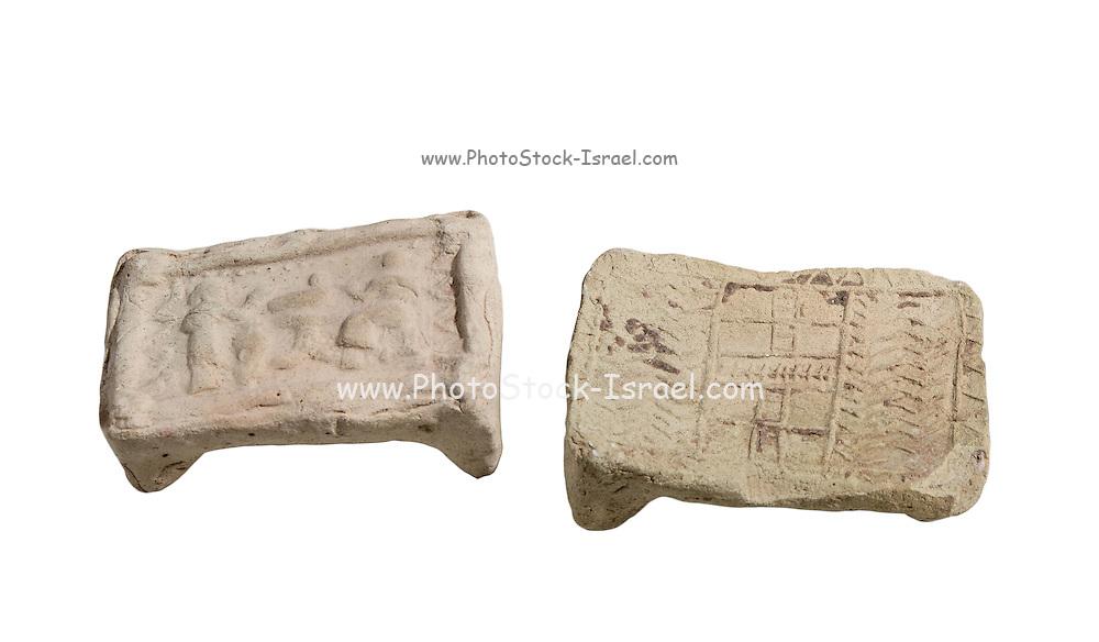 Terracotta Votive Offerings 2nd Millennium BCE