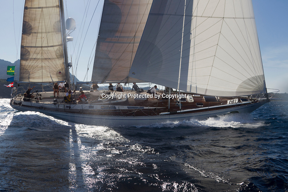 SHILAF, Sail n: ITA13973, Bow n: 061, Owner: Puttini Giuseppe, Model: Swan 65, Class: C