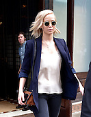 Jennifer Lawrence Out In New York