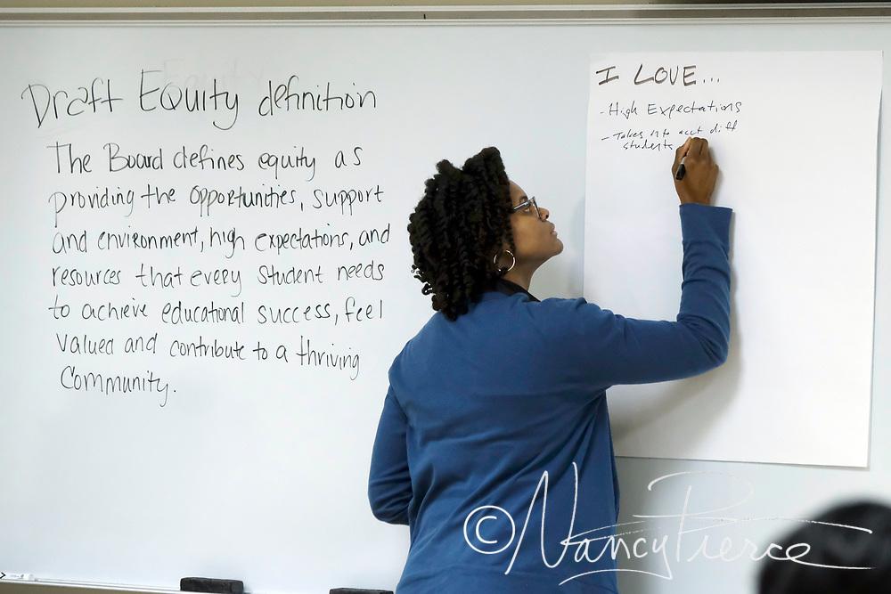Community Workshop on the Strategic Plan  03/15/18