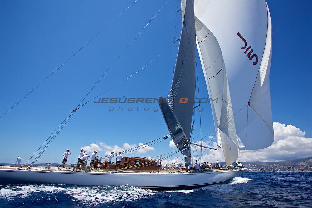 The SuperYacht Cup 2013 , coastal race, day 4 , ©jrenedo