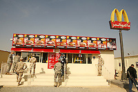 McDonald's - Military base, Kuweit