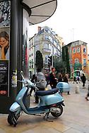 France, Languedoc Roussillon, Hérault (34), Montpellier, Place Edouard Adam
