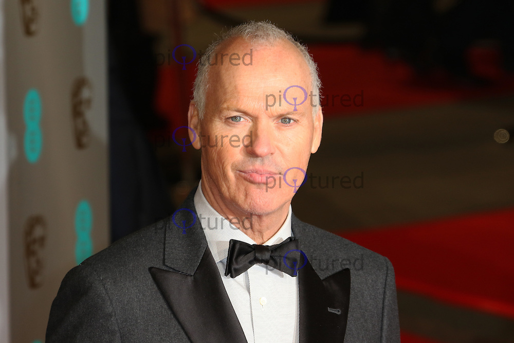 Michael Keaton, EE British Academy Film Awards (BAFTAs), Royal Opera House Covent Garden, London UK, 08 February 2015, Photo by Richard Goldschmidt
