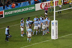RWC 2015 - Ireland v Argentina (Edit)