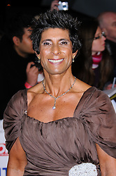 Fatima Whitbread at the National Television Awards held in London on Wednesday, 25th January 2012. Photo by: i-Images