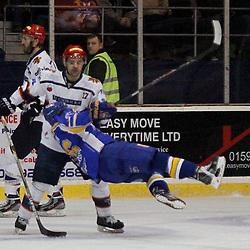 Fife Flyers  v Edinburgh Capitals | Elite Ice Hockey League | 11 January 2015