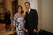 Rupert Penry-Jones; Dervla Kirwan, Langham Hotel party after a major renovation. Portland Place, London. 10 June 2009
