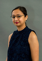 Pictured: <br /> <br /> Roma Agrawal (born March, 1983) MBE is a chartered structural engineer based in London. She has worked on several major engineering projects, including the Shard. She is a Fellow of the Institution of Civil Engineers. Agrawal is also an active diversity campaigner, championing women in engineering. <br /> <br /> <br /> <br /> Ger Harley   EEm 11 August 2018