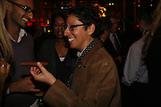 Maria Parviz , Drinks party to launch a new Thomas Pink shirt called The Mogul which has a pocket which houses one's cigar. Hostyed by the Spectator and Thomas Pink. Floridita. Wardour St. London. 1 November 2006. -DO NOT ARCHIVE-© Copyright Photograph by Dafydd Jones 66 Stockwell Park Rd. London SW9 0DA Tel 020 7733 0108 www.dafjones.com