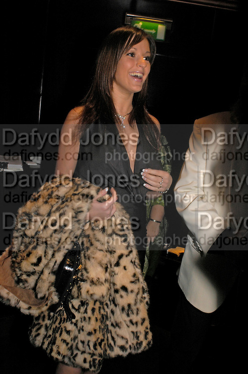 Bella Wright. fund raising dinner hosted  by Marco Pierre White and Franki Dettori at  Frankie's. Knightsbridge. 17 January 2004. ONE TIME USE ONLY - DO NOT ARCHIVE  © Copyright Photograph by Dafydd Jones 66 Stockwell Park Rd. London SW9 0DA Tel 020 7733 0108 www.dafjones.com
