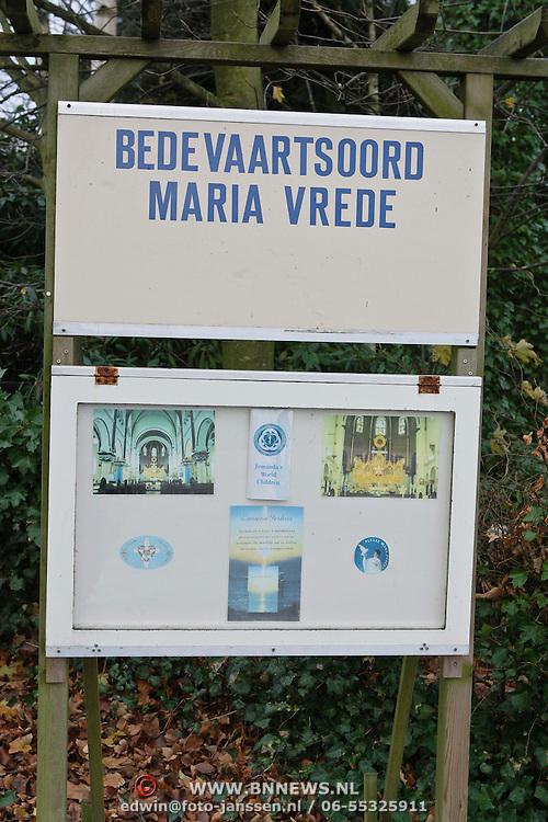 NLD/Valkenburg aan de Geul/20081127 - Jomanda bedevaartsoord Maria Vrede Ravensbos in Valkenburg