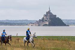 Oriana Ricca, (URU), Talita Kumi 50, Andr Vidiz, Numismat, (BRA)<br /> Alltech FEI World Equestrian Games™ 2014 - Normandy, France.<br /> © Hippo Foto Team - Leanjo de Koster<br /> 25/06/14