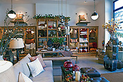 The Gardens, El Paseo Drive, Palm Desert CA, Shopping, Pottery Barn, Interior