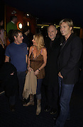 "Rodger Daltrey, Leslie Ash, Pete Townshend, and Lee Chapman. The DVD Screening of ""The Who: Quadrophenia And Tommy Live"" at the Curzon Mayfair on November 2, 2005 in London,. ONE TIME USE ONLY - DO NOT ARCHIVE © Copyright Photograph by Dafydd Jones 66 Stockwell Park Rd. London SW9 0DA Tel 020 7733 0108 www.dafjones.com"